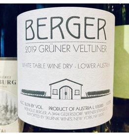 Austria 2019 Berger Gruner Veltliner 1L