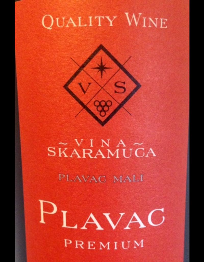 Croatia 2017 Vina Skaramuca Plavac Mali