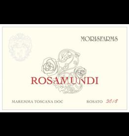 """Italy 2019 Morisfarms Maremma Toscana Rosato """"Rosamundi"""""""
