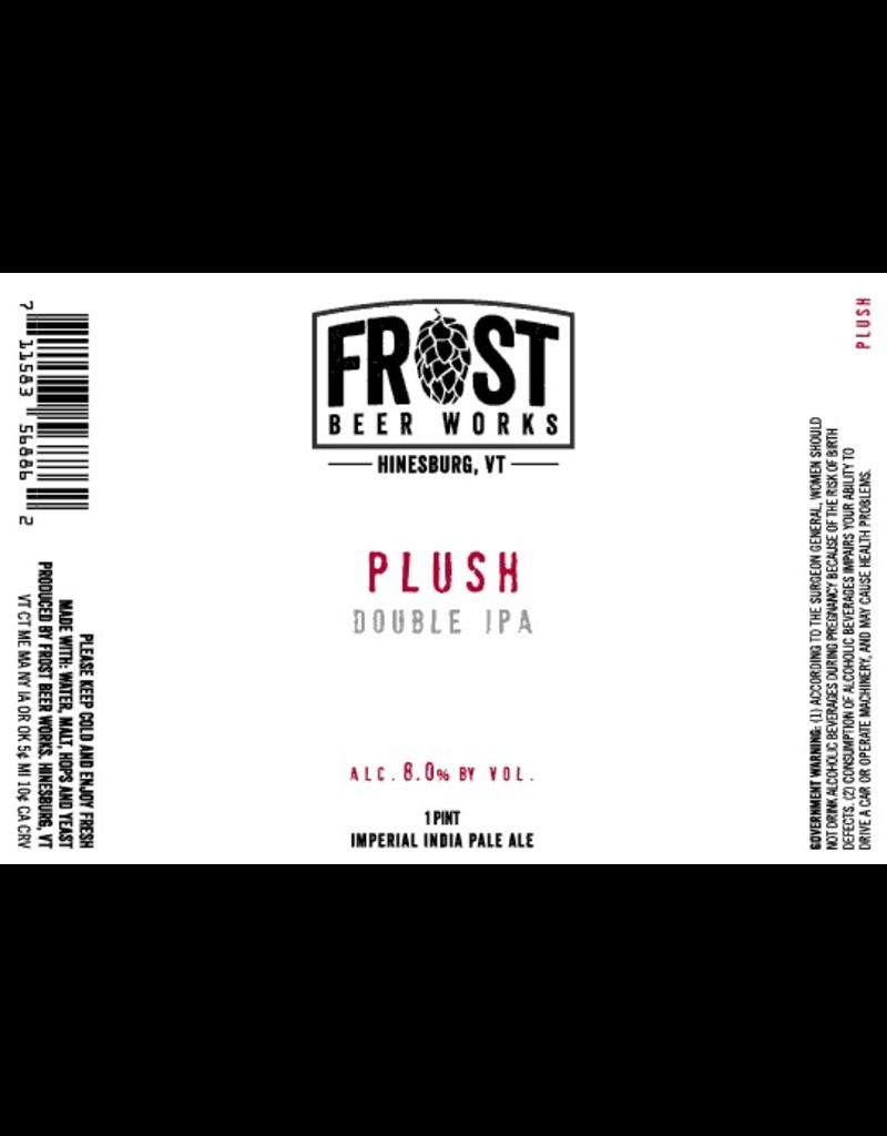 USA Frost Plush DIPA 4pk