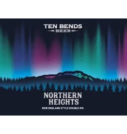 USA Ten Bends Northern Heights DIPA 4pk