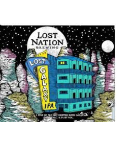 USA Lost Nation Galaxy 4pk