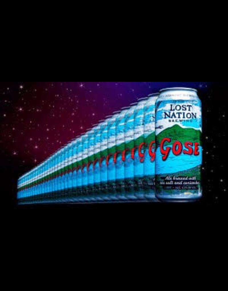 USA Lost Nation Gose 4pk
