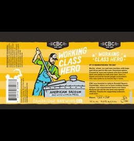 USA Cambridge Brewing Working Class Hero 6pk