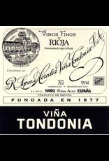Spain 1995 Lopez de Heredia Vina Tondonia Gran Reserva