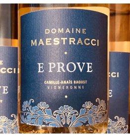 """France 2018 Maestracci Corse Calvi Rose """"E Prove"""""""