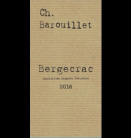 France 2019 Chateau Barouillet Bergecrac Bergerac Rouge