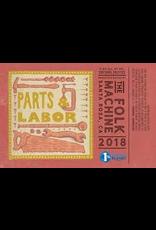 USA 2018 Folk Machine Parts & Labor