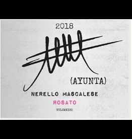 Italy 2019 Ayunta Nerello Mascalese Rosato