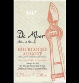 France 2018 De Moor Bourgogne Aligote