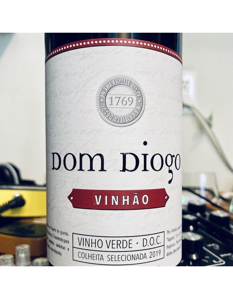 """Portugal 2018 Quinta da Raza """"Dom Diogo"""" Vinho Verde Vinhao"""