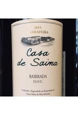 Portugal 2015 Casa de Saima Bairrada Branco Garrafeira