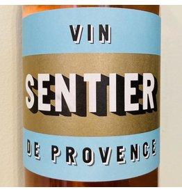France 2019 Vin Sentier Coteaux d'Aix en Provence