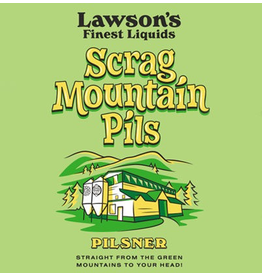 USA Lawson's Finest Liquids Scrag Mountain Pils 4pk