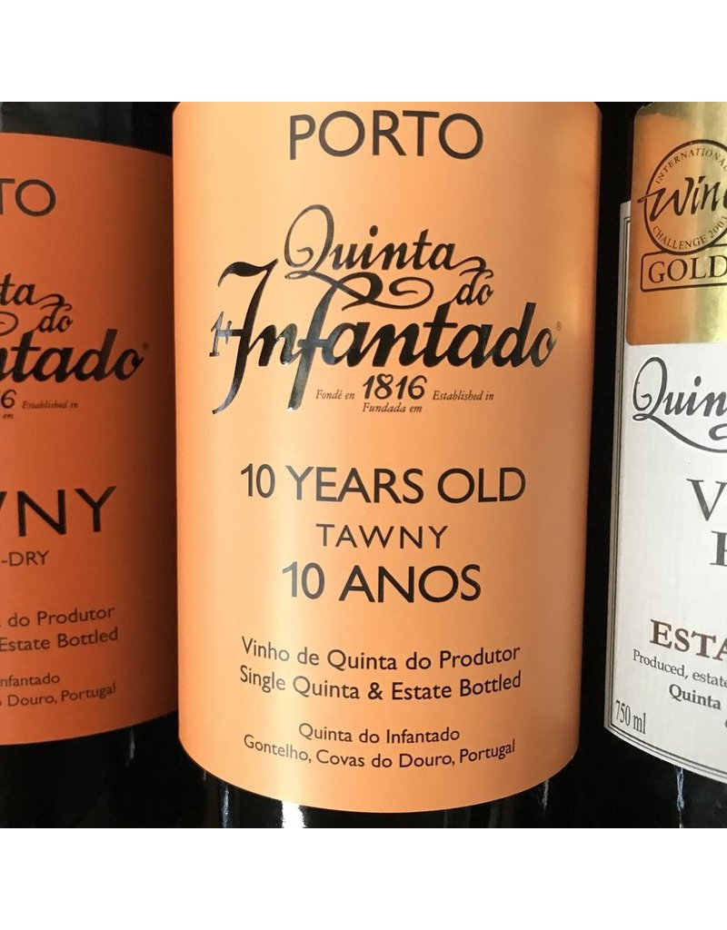Portugal Quinta do Infantado 10 Year Old Tawny Port