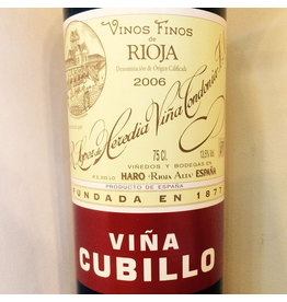 Spain 2010 Lopez de Heredia Vina Cubillo