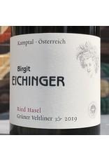 Austria 2019 Birgit Eichinger Gruner Velitliner Hasel