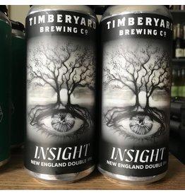 USA Timberyard Insight DIPA 4pk