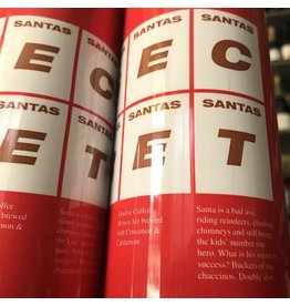 Belgium To 0l Santa's Secret 4pk