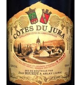 2016 Bourdy Cotes du Jura Rouge