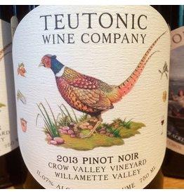 2016 Teutonic Crow Valley Pinot Noir