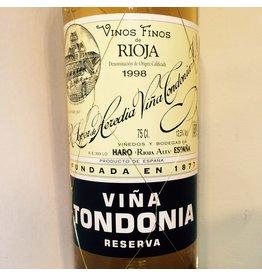 2005 Lopez de Heredia Vina Tondonia Blanco Reserva