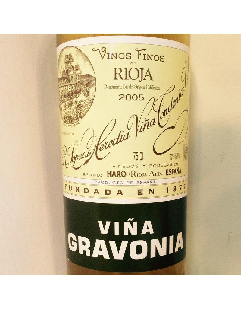 2010 Lopez de Heredia Gravonia