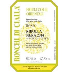 2015 Ronchi di Cialla Friuli Colli Orientale Ribolla Nera