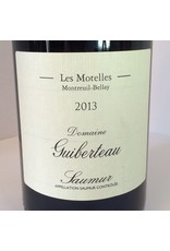 "France 2014 Guiberteau Saumur Rouge ""Les Motelles"""