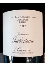 """2012 Guiberteau Saumur Rouge """"Les Arboises"""""""