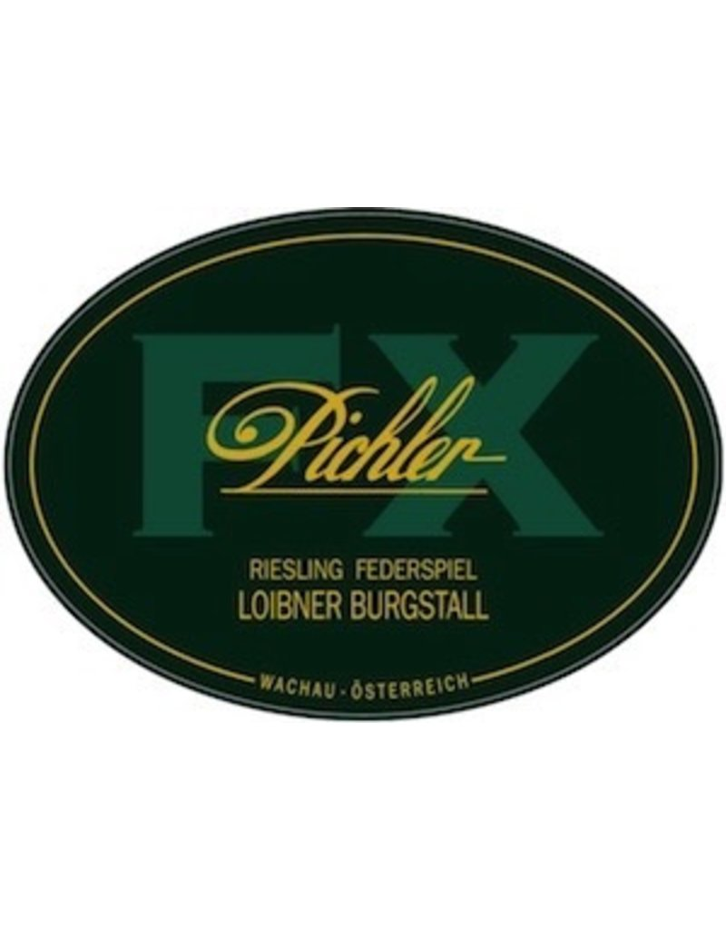 2012 FX Pichler Riesling Federspiel Loibner Burgstall