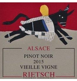 2016 Domaine Rietsch Alsace Pinot Noir Vieille Vigne