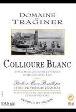 France 2015 Traginer Collioure Blanc
