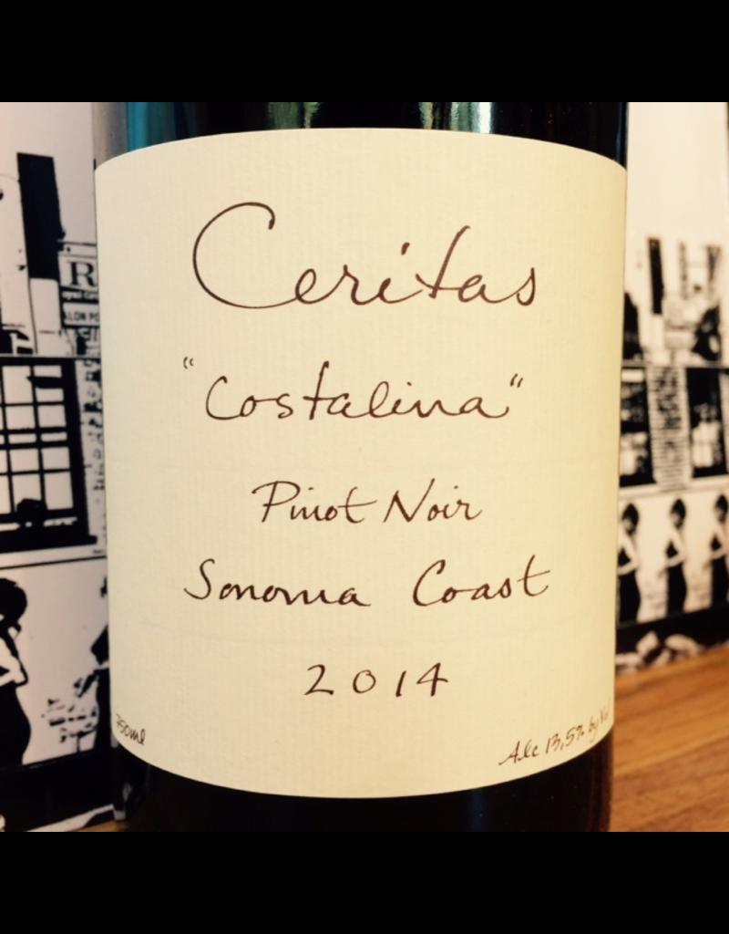 """USA 2017 Ceritas """"Costalina"""" Pinot Noir Sonoma Coast"""