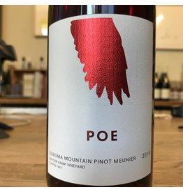 USA 2016 Poe Sonoma Mountain Pinot Meunier Van der Kamp Vineyard