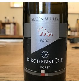 Germany 2017 Eugen Muller Forster Kirchenstuck Riesling Auslese