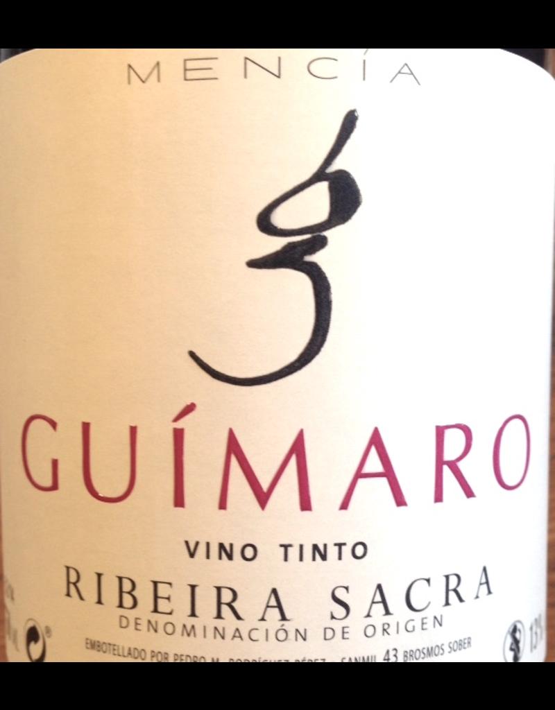 Spain 2018 Guimaro Ribeira Sacra Mencia