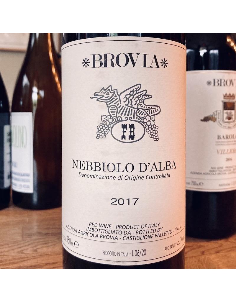 Italy 2017 Brovia Nebbiolo d'Alba