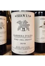 """Italy 2018 Brovia Barbera d'Alba """"Sori' del Drago"""""""