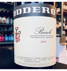 Italy 2016 Oddero Barolo