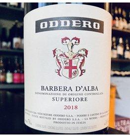 Italy 2018 Oddero Barbera d'Alba Superiore