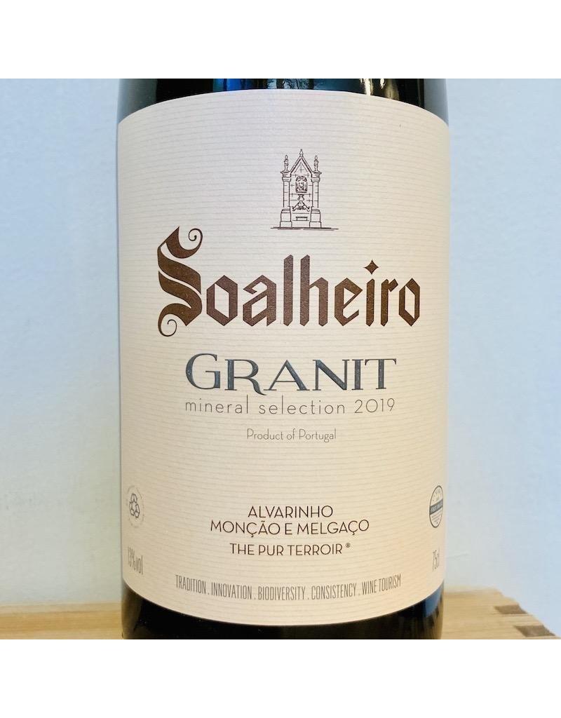"""Portugal 2019 Soalheiro """"Granit"""" Alvarinho Vinho Verde Moncao e Melgaco"""