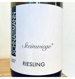 "Germany 2017 Schnaitmann Riesling ""Steinwiege"""