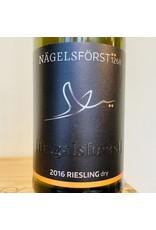 Germany 2016 Nagelsforst Riesling Dry Baden