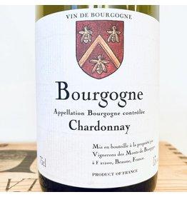 France 2016 Vignerons des Monts Bourgogne Blanc