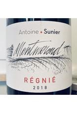 "France 2018 Antoine Sunier Regnie ""Montmerond"""