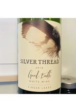 "USA 2019 Silver Thread Vineyard ""Good Earth White"" Seneca"