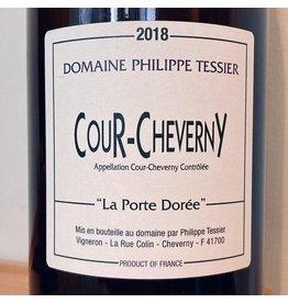 """France 2018 Domaine Philippe Tessier Cour-Cheverny """"La Porte Doree"""""""