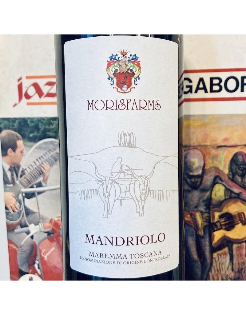 """Italy 2018 Morisfarms Maremma Toscana """"Mandriolo"""""""