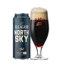 USA Allagash North Sky Stout 4pk